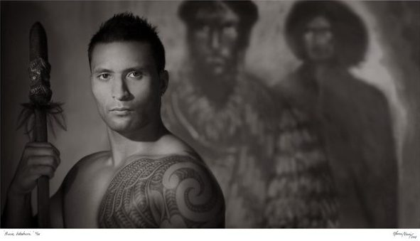 Maori Artist Photographer Tania Niwa